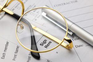 Области учета по МСФО, требующие особых аудиторских процедур